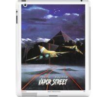 Space Pyramids iPad Case/Skin