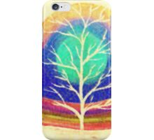 Trees of White iPhone Case/Skin