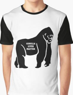 Harambe - Gorilla Graphic T-Shirt