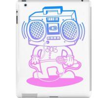Ghetto Super Star 2 iPad Case/Skin