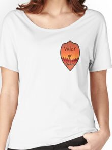 Valor OR Death! PokemonGo- Team Valor Women's Relaxed Fit T-Shirt