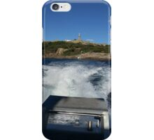04 Montague Island Lighthouse 1 iPhone Case/Skin