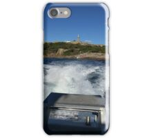 04 Montague Island Lighthouse 1 iPhone Case/Skin