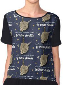 La Petite Amelie (monotone) Chiffon Top