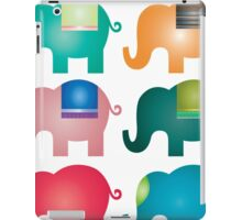 elephants 6 iPad Case/Skin