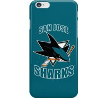 Sharks On Fire iPhone Case/Skin