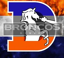 Broncos by StudlyMuffin