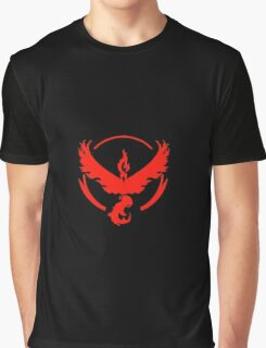 Team Valor (Pokemon Go) Graphic T-Shirt