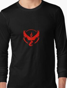 Team Valor (Pokemon Go) Long Sleeve T-Shirt