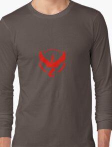 Team Valor (Pokemon Go) Long Sleeve T-Shirt
