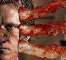 Kevin Bacon Bacon Monster Sticker