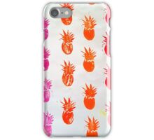Pineapple Lust iPhone Case/Skin