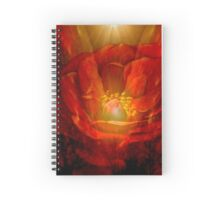 Wings of Love Spiral Notebook