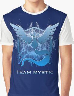 Pokemon Go - Team Mystic Graphic T-Shirt