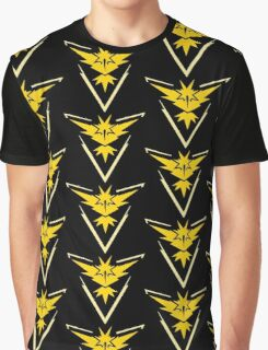 Team Instinct (Pokemon Go) Graphic T-Shirt