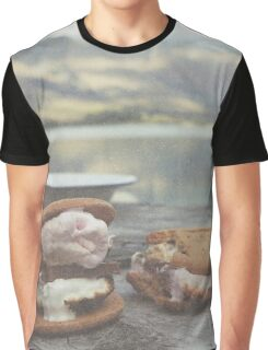 OUTDOORS & S'MORES Graphic T-Shirt