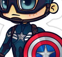 Cap. A Sticker