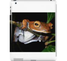 The Vampire Flying Frog  iPad Case/Skin