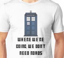 Tardis To The Future Unisex T-Shirt