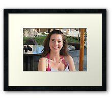 helen 21 Framed Print