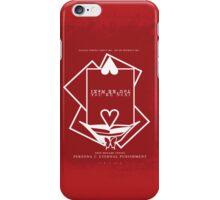 Persona 2 Eternal Punishment iPhone Case/Skin