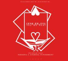 Persona 2 Eternal Punishment T-Shirt