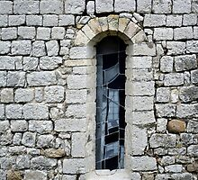 Incomplete window by Arie Koene