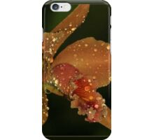 The Crying Orchid iPhone Case/Skin