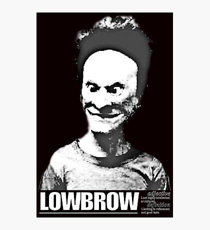 Lowbrow Bevis Photographic Print