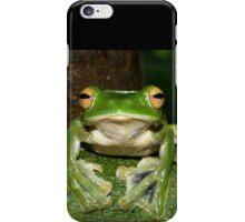 Helen's Flying Frog iPhone Case/Skin