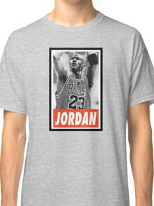 (BASKETBALL) Michael Jordan Classic T-Shirt