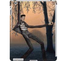 Slender Man Elvis iPad Case/Skin