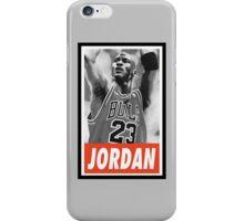 (BASKETBALL) Michael Jordan iPhone Case/Skin