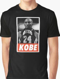 (BASKETBALL) Kobe Bryant Graphic T-Shirt