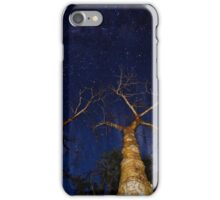 Boabs Under the Stars iPhone Case/Skin