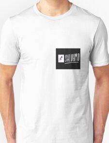 Shlohmo pocket print Unisex T-Shirt