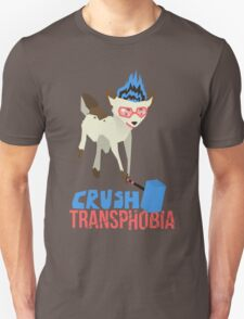 CRUSH TRANSPHOBIA T-Shirt