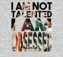 """I am not talented, I am obsessed"" - Conor McGregor Unisex T-Shirt"