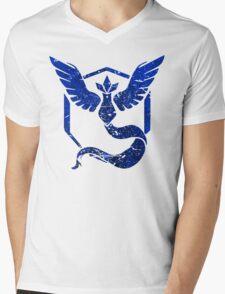 Team Mystic Mens V-Neck T-Shirt