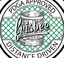 Disc Golf Brewery LTD Sticker