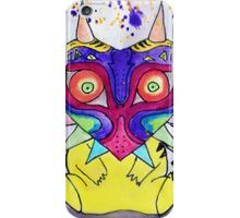 Majora Pikachu iPhone Case/Skin
