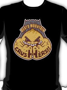 Death Mountain Crushers - Team Zelda T-Shirt
