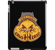 Death Mountain Crushers - Team Zelda iPad Case/Skin