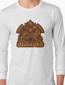 Kokiri Forest Scrubs - Team Zelda Long Sleeve T-Shirt