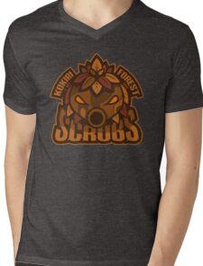 Kokiri Forest Scrubs - Team Zelda Mens V-Neck T-Shirt