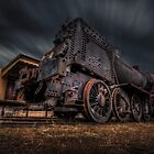 Old Steel by mellosphoto