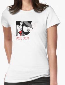 jigen Womens Fitted T-Shirt