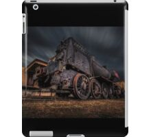 Old Steel iPad Case/Skin