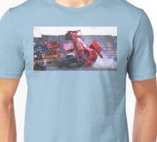 Falding Crash Unisex T-Shirt