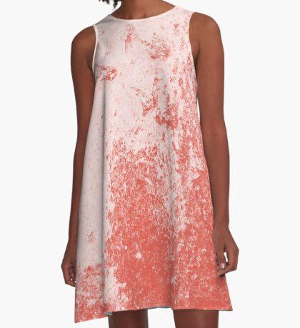 Earth Sweat Design (Fiesta Color) A-Line Dress